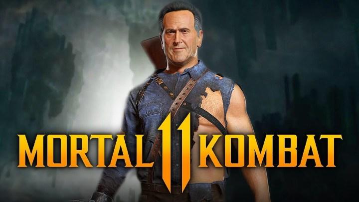 Ash Williams podría ser el nuevo luchador de Mortal Kombat 11