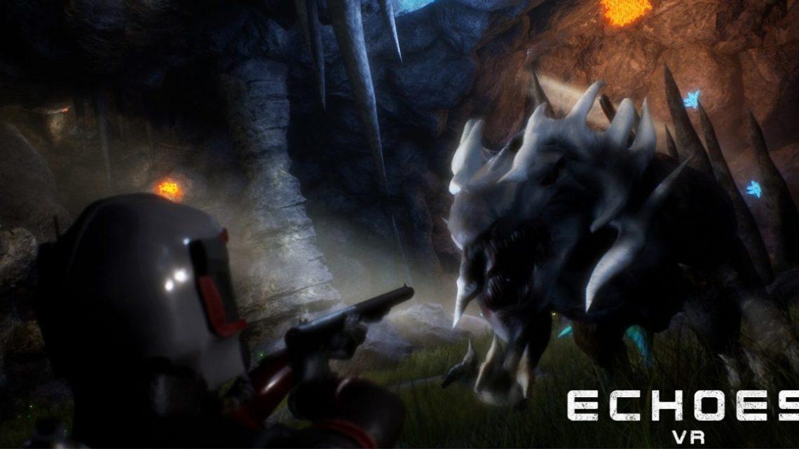 Echoes VR muestra notable evolución en una serie de nuevos clips