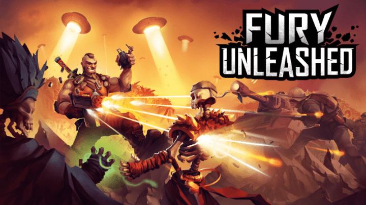 Fury Unleashed se lanzará el 8 de mayo en PS4 y estrena demo gratuita en PlayStation Store