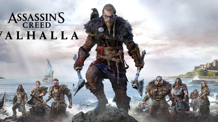 Assassin's Creed Valhalla debuta en PS4, Xbox One y PC