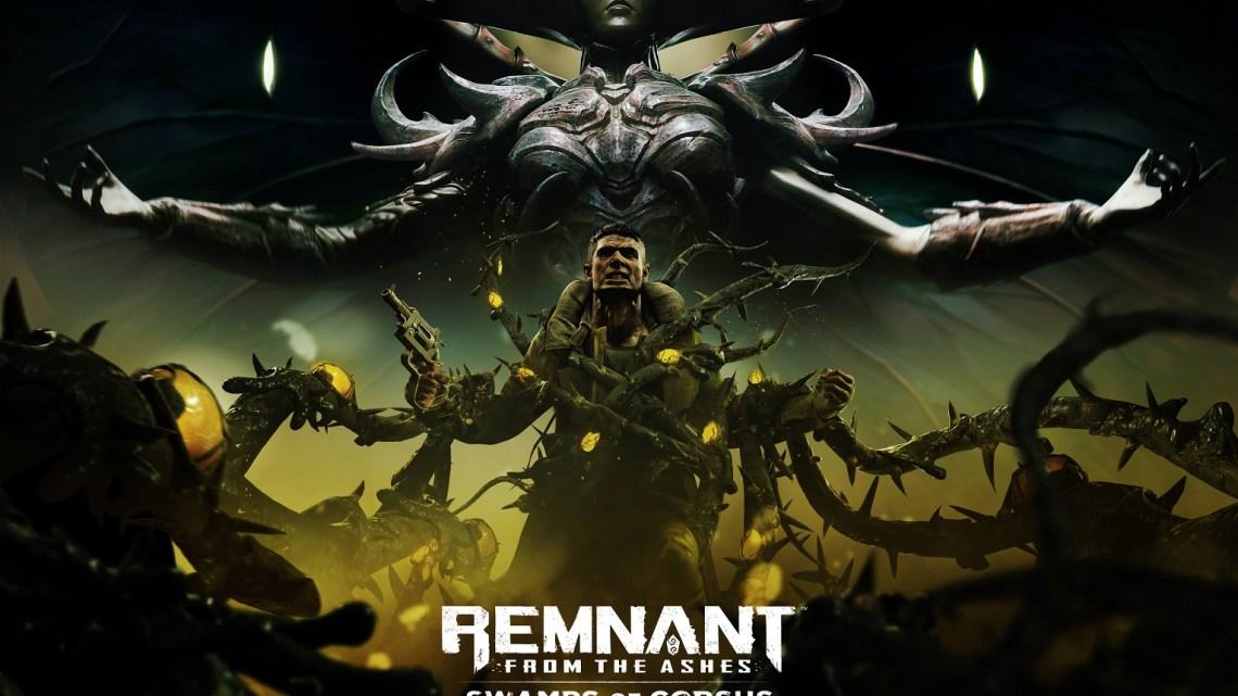 Swamps of Corsus, el nuevo DLC de Remnant: From the Ashes, muestra su jugabilidad en un extenso gameplay