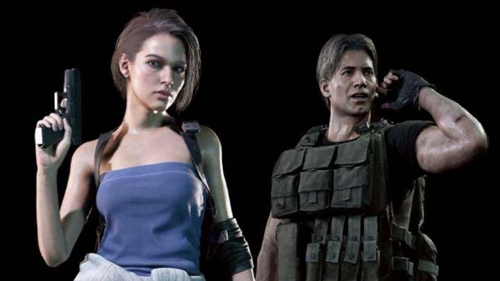 Resident Evil 3 estrena un nuevo pack descargable con atuendos clásicos para Jill y Carlos