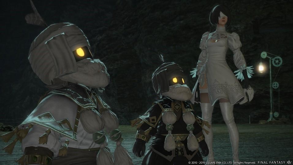 Final Fantasy XIV: Shadowbringers presenta trailer del parche 5.3, Reflections in Crystal