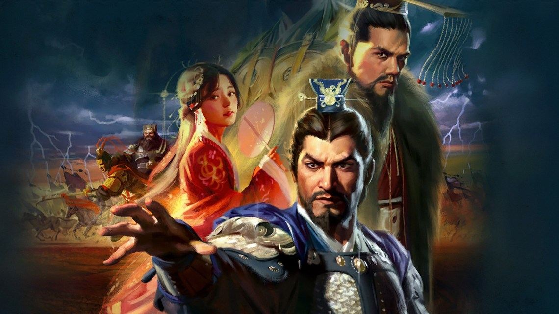 Descubre el nuevo modo bélico de Romance of The Three Kingdoms XIV: Diplomacy and Strategy Expansion Pack
