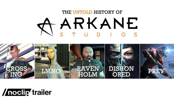 Arkane Studios cumple 20 años y muestra hasta tres proyectos cancelados, uno de ellos era Half-Life 2: Episodio 4