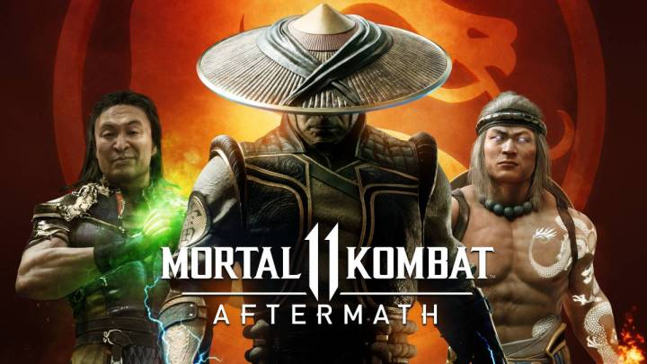Vuelven los Friendships a Mortal Kombat 11