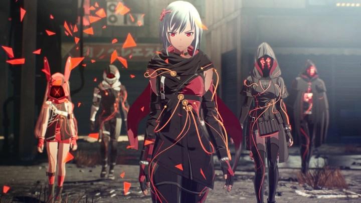 Scarlet Nexus presume de diversidad de localizaciones en un nuevo tráiler 4K