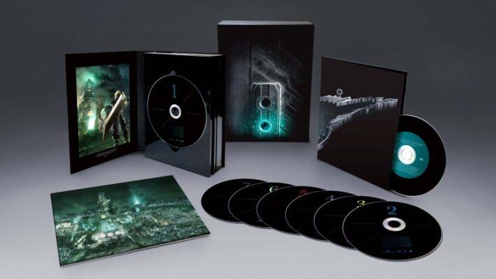 La BSO de Final Fantasy VII remake ya disponible en una espectacular edición
