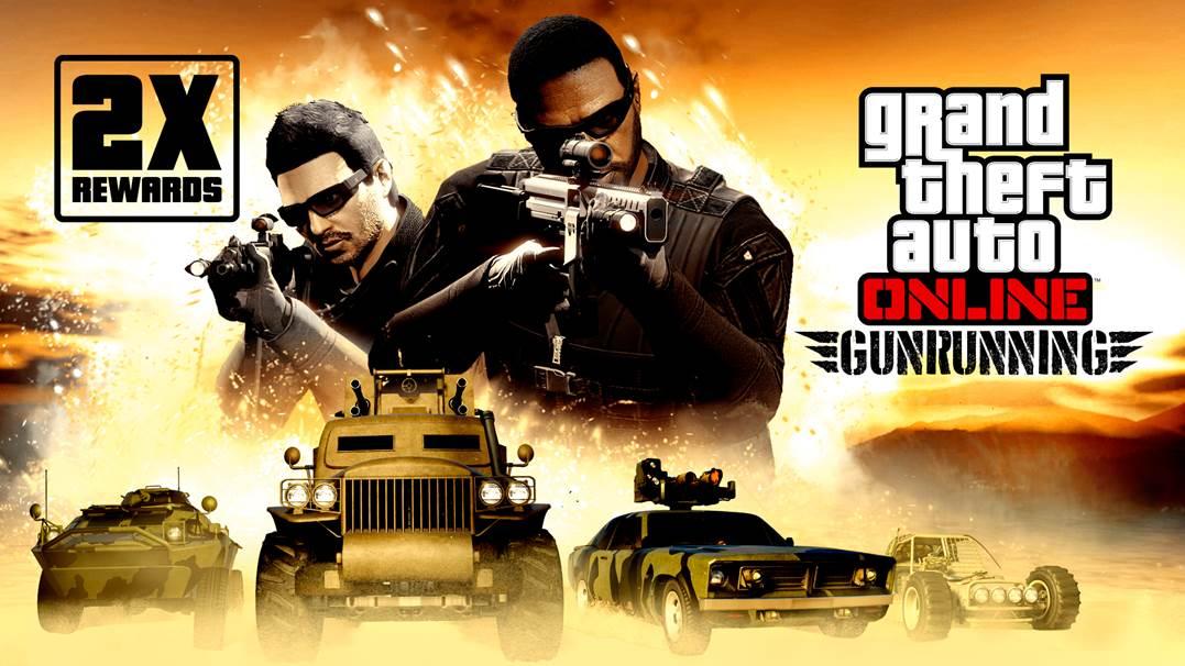 Rockstar revela los contenidos que llegan esta semana a GTA Online