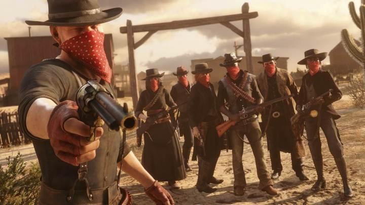 Estos son los contenidos que llegan a Red Dead Online esta semana