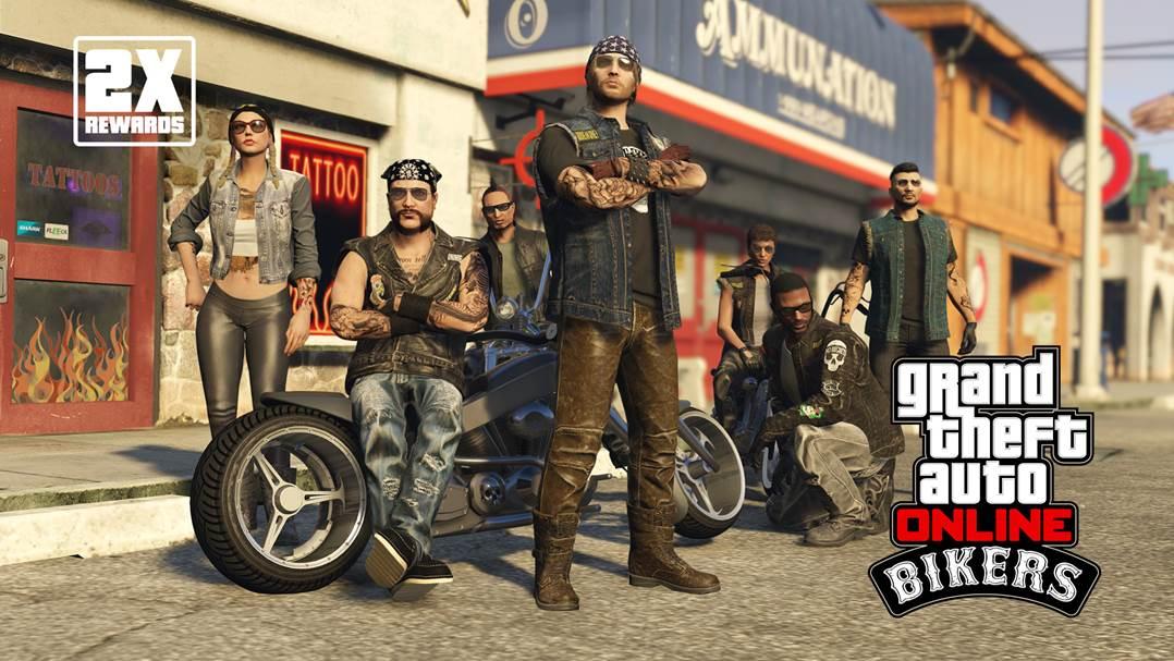 Presentados los contenidos que llegan esta semana a GTA Online