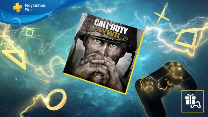 Call of Duty: WWII, primer juego de junio en PS Plus, disponible a partir del 26 de mayo