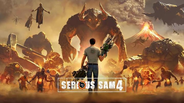 Serious Sam 4 estrena nuevo diario de desarrollo centrado en la jugabilidad