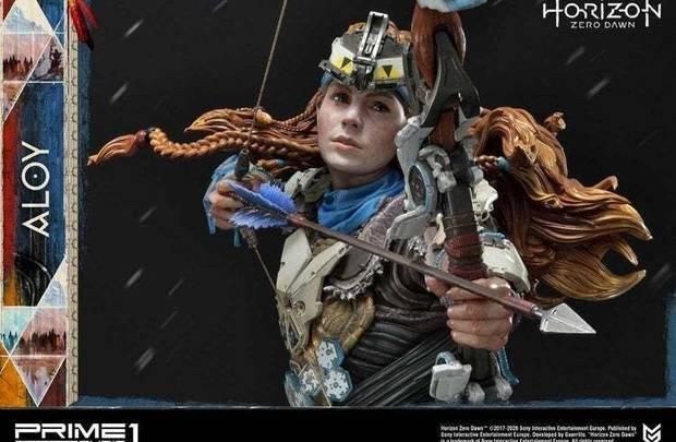 Prime 1 Studios presenta dos increíbles figuras sobre Horizon Zero Dawn