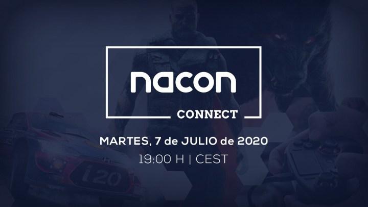 Nacon anuncia su primera conferencia digital, Nacon Connect, para el 7 de julio