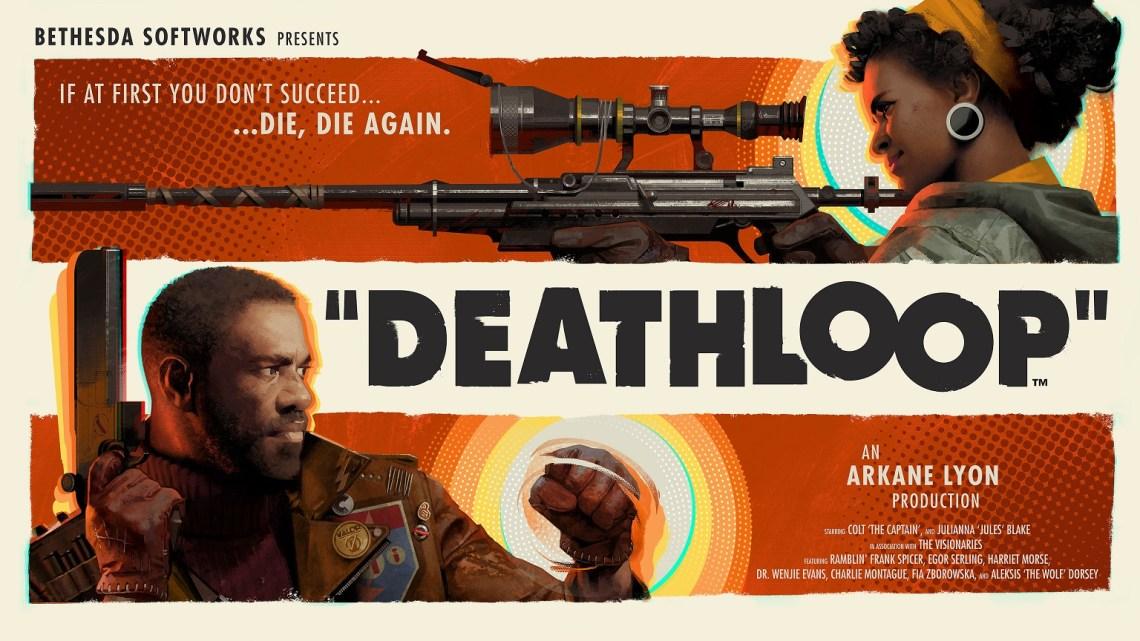 Nuevos detalles jugables y argumentales sobre Deathloop, el próximo juego de Arkane