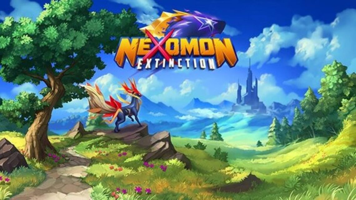 Nexomon: Extinction | Nuevos vídeos sobre la captura de Nexomon, exploración del mundo y personajes