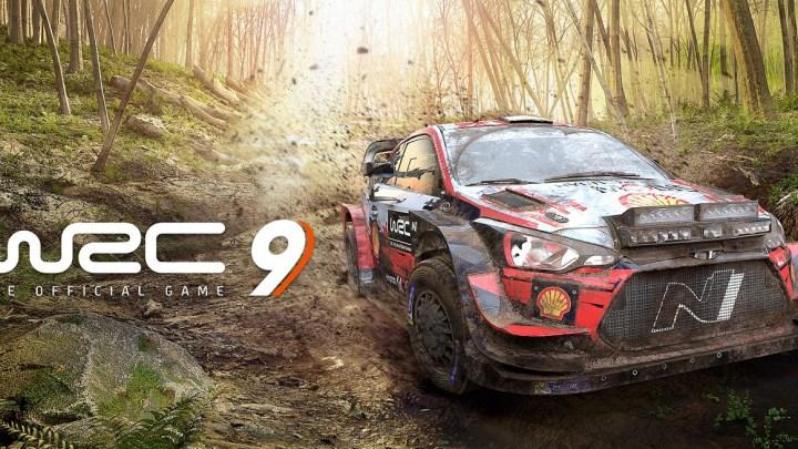 WRC 9 recibe la actualización gratuita de diciembre en PS5 y Xbox Series X/S