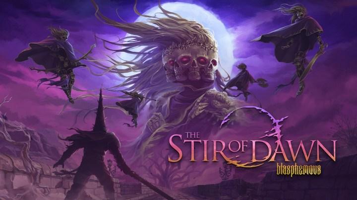 'The Stir of Dawn', enorme actualización gratuita de Blasphemous, ya se encuentra disponible