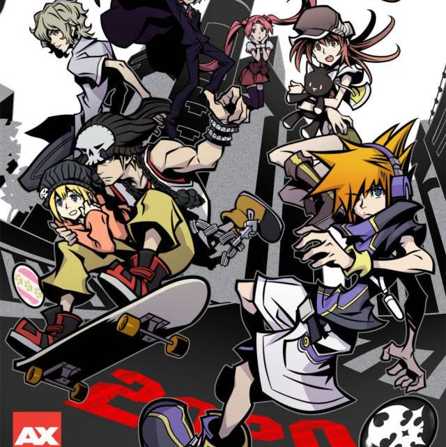 The World Ends With You anuncia anime, Tetsuya Nomura confirmado productor