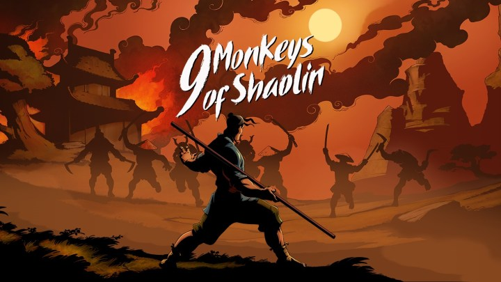 9 Monkeys of Shaolin ya disponible en PS4, Switch y Xbox One