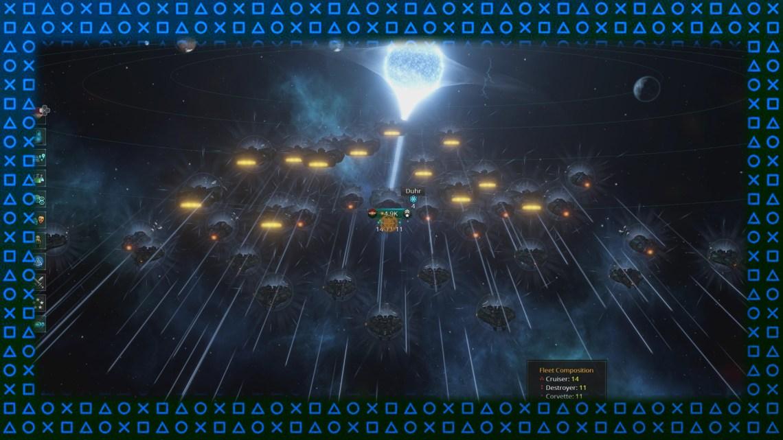 Análisis | Stellaris: Console Edition