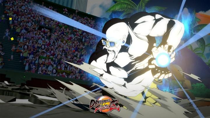Dragon Ball FighterZ | El Maestro Roshi muestra sus habilidades en un nuevo gameplay