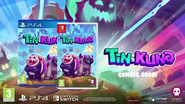Tin & Kuna llegará en formato físico para PlayStation 4 y Nintendo Switch