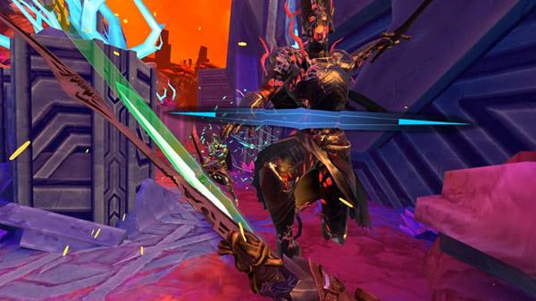 El roguelite Until You Fall debuta en PlayStation VR   Tráiler de lanzamiento
