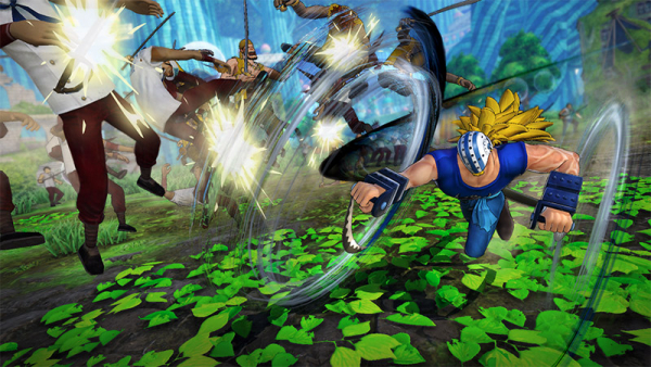 One Piece: Pirate Warriors 4 | Primeras imágenes de Killer
