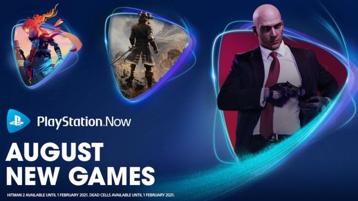 Hitman 2, Greedfall y Dead Cells, juegos gratuitos de agosto en Playstation Now