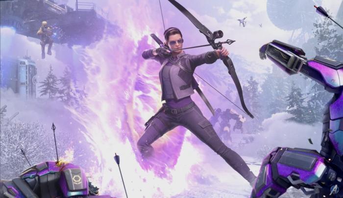Marvel's Avengers | Kate Bishop confirmada como nuevo personaje jugable