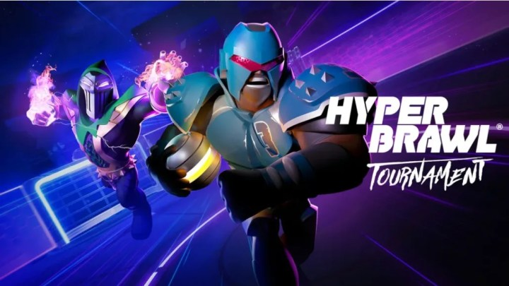HyperBrawl Tournament llegará a Switch, PlayStation 4, Xbox One y PC el 20 de octubre