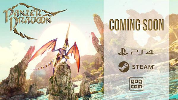 """Panzer Dragoon: Remake llegará """"muy pronto"""" a PlayStation 4 y PC"""