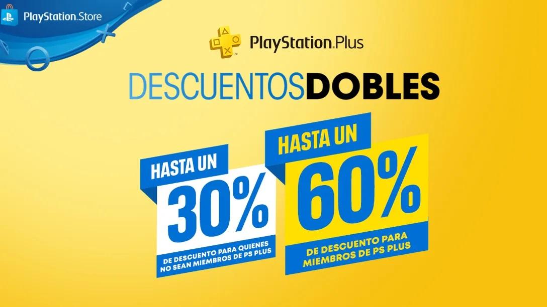 Regresa a PlayStation Store la promoción de Descuentos Dobles de PlayStation Plus