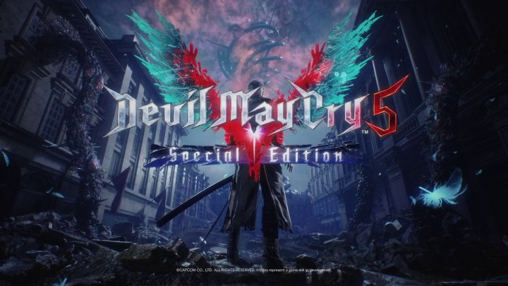 Anunciado el lanzamiento de Devil May Cry V: Special Edition para PS5