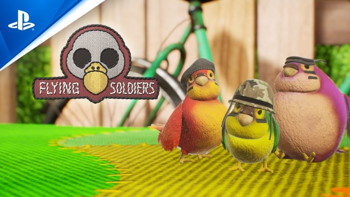 Ya disponible Flying Soldiers, un divertido juego de puzles en 3D para PlayStation 4