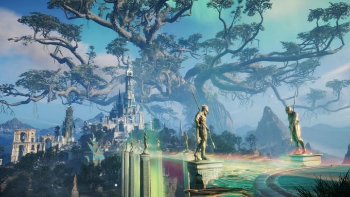 Assassin's Creed Valhalla presenta los reinos de Jotunheim y Asgard en nuevas imágenes