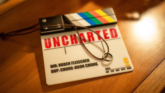 El film de Uncharted finaliza su rodaje