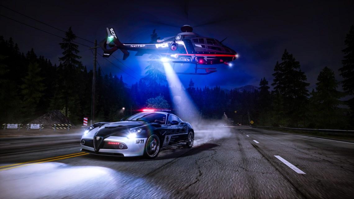 Revelado el tamaño que ocupará Need for Speed Hot Pursuit Remastered