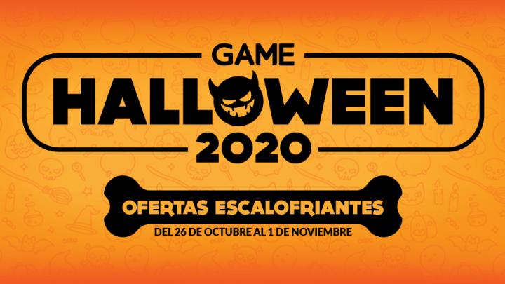 GAME anuncia ofertas especiales en consolas y juegos para celebrar Halloween 2020