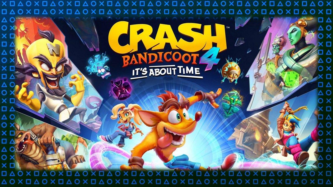 Análisis | Crash Bandicoot 4: It's About Time