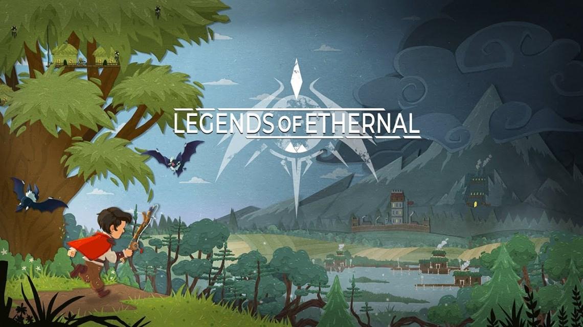 Legends of Ethernal, nuevo título de acción y aventuras 2D, llega el 30 de octubre a PS4, Xbox One, Switch y PC