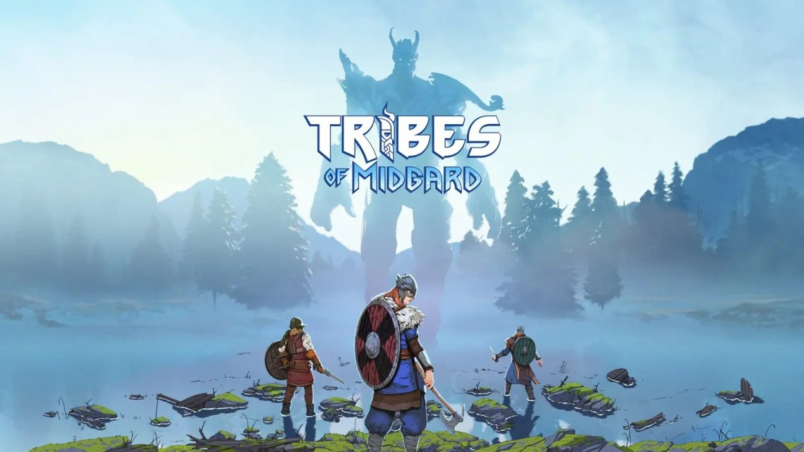 La aventura nórdica indepeniente Tribes of Midgard estrena nuevo gameplay en PS5