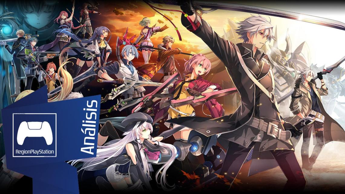 Análisis | The Legend of Heroes: Trails of Cold Steel IV