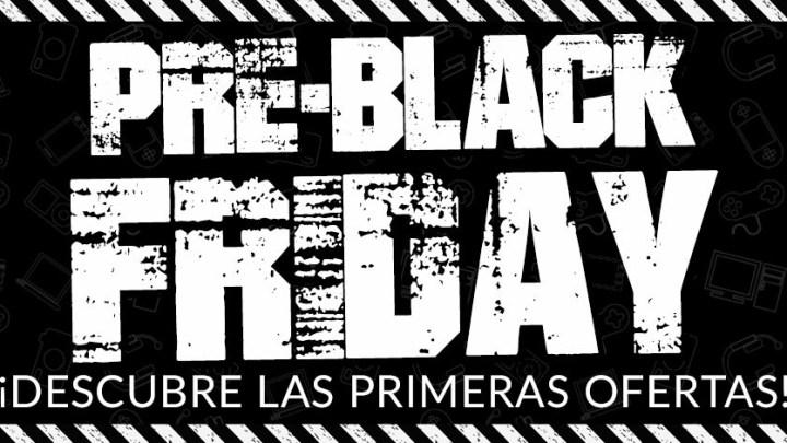 GAME lanza las ofertas 'Pre-Black Friday', con muchísimos descuentos en juegos y suscripciones