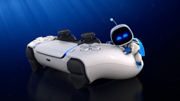 Astro's Playroom detalla las funciones del Dualsense