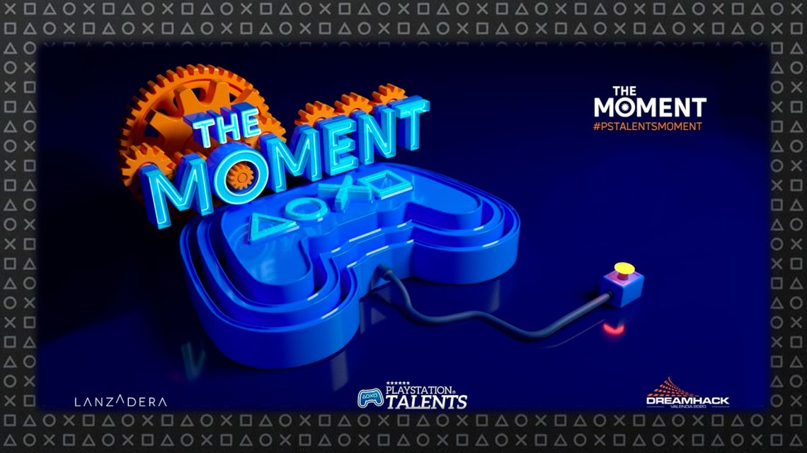 PlayStation Talents: The Moment   Finalistas