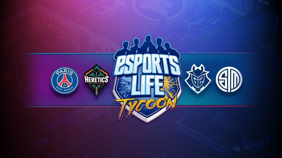 Esports Life Tycoon se estrena en PS4 y Xbox One. ¿Podrás llegar a la cima de los esports?