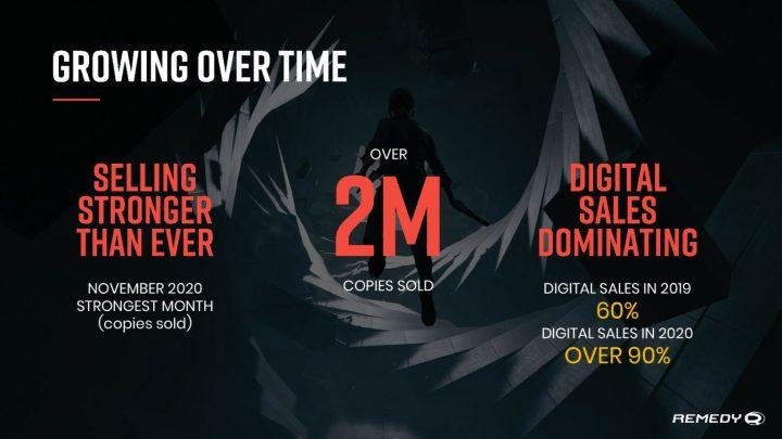 Control supera los 2 millones de unidades vendidas
